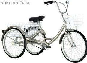 Велосипед KHS Manhattan Adult Tricycle