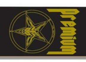 Скейт Premium Skateboards Pentagram CL