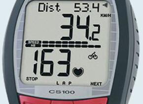 ВелокомпьютерыPolar CS100
