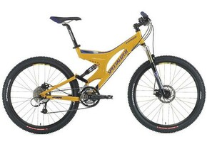 Велосипед Specialized Enduro Comp FSR