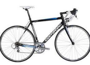 Велосипед Corratec Dolomiti Shimano Tiagra black/blue/white