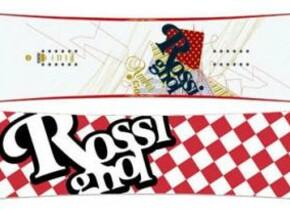 Сноуборд Rossignol Amber