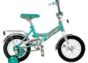 Велосипед Larsen Kids 12 Girl