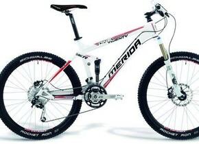 Велосипед Merida One-Twenty HFS 3800-D