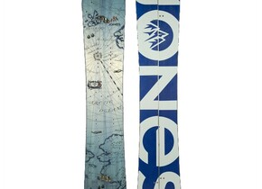 Сноуборд Jones Snowboards Solution