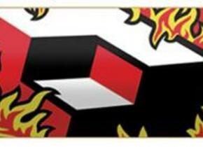 Скейт Consolidated Fire