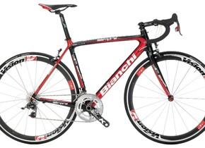 Велосипед Bianchi Sempre Pro Sram Red Compact