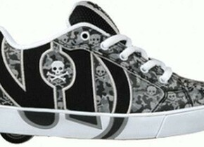 Ролики Heelys Camo Bones 7416