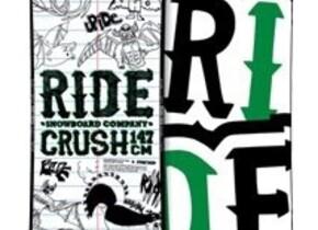 Сноуборд Ride Crush