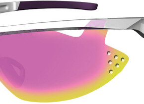 Очки и маскиCarrera С-TF01B Transparent satin-lente purple-salmon antifog
