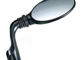 ЗеркалаBlackBurn Road Mirror на шоссейный руль black