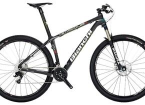 Велосипед Bianchi Methanol 29 SL 29.2 Black Flag
