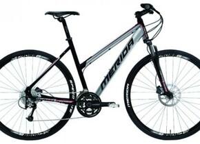 Велосипед Merida Crossway TFS 800-D Lady