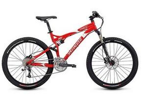 Велосипед Specialized FSRxc Pro