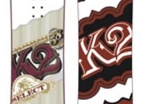 Сноуборд K2 Select