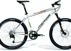 Велосипед Merida Matts TFS XC 400-D