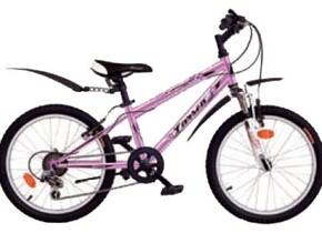 Велосипед Larsen Buggy Girl