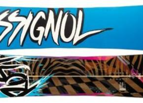 Сноуборд Rossignol One Magtek