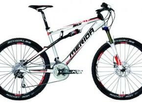 Велосипед Merida Ninety-Six 3000-D