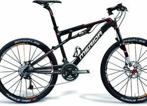 Велосипед Merida Ninety-Six Carbon 5000-D
