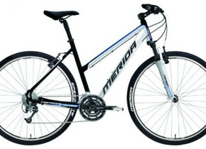 Велосипед Merida Crossway TFS 500-V Lady