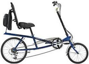 Велосипед KHS Recumbent