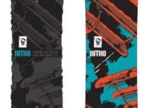 Сноуборд Nitro Pro Series T1.5 Eero