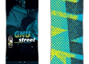 Сноуборд Gnu Street Series – Club Collection