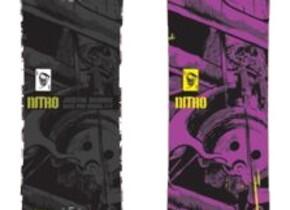 Сноуборд Nitro Pro Series T1 Justin