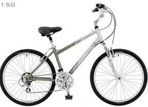 Велосипед KHS Town & Comfort TC 150