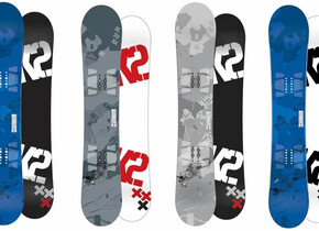 Сноуборд K2 Eldorado