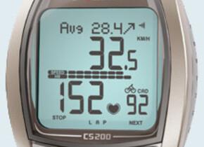 ВелокомпьютерыPolar CS200