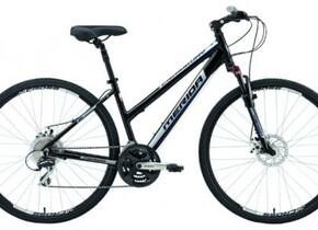 Велосипед Merida Crossway 20-MD Lady