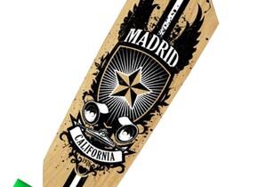 Скейт Madrid Crest