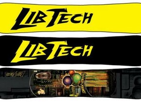 Сноуборд Lib tech Dark Series C2 BTX