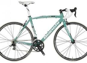 Велосипед Bianchi Via Nirone 7 105