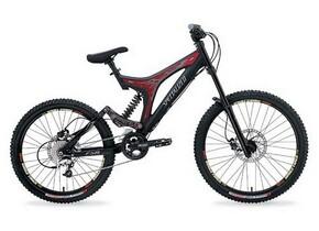 Велосипед Specialized Big Hit FSR