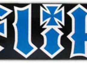 Скейт Flip HKD Blue