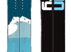 Сноуборд Unity Snowboards Split Boards