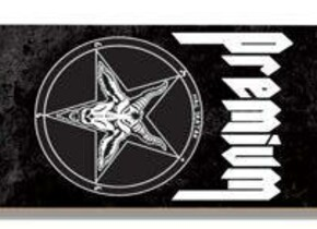 Скейт Premium Skateboards Pentagram
