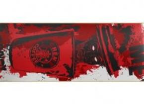 Скейт Creme Hidden Pro Series Red