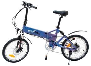 Велосипед Ecobike F1