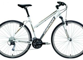 Велосипед Merida Crossway TFS 100-V Lady
