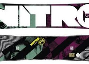 Сноуборд Nitro T1