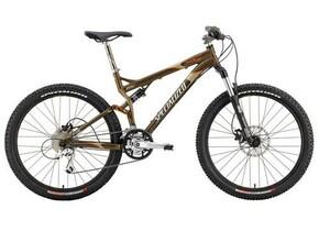 Велосипед Specialized FSRxc Expert