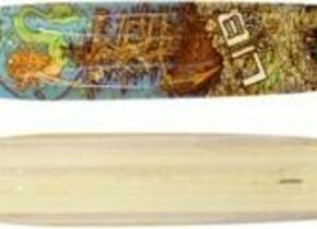 Скейт Lib Technologies Plastihide Longboard
