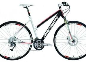 Велосипед Merida Crossway Lite 3000-D Lady