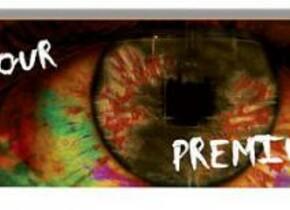 Скейт Premium Skateboards Max Dufor: Eye