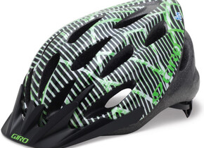 Головные уборыGiro FLUME Black-green