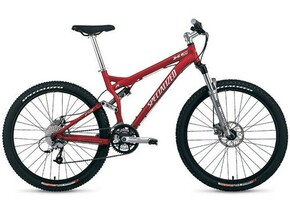 Велосипед Specialized FSRxc Comp (Mechanical Disc)